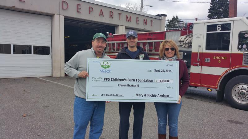 Childrens Burn Foundation: Raised $11,000.00