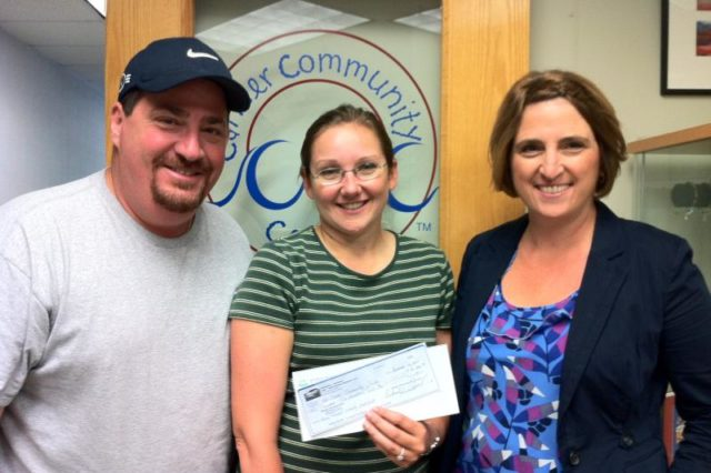 Cancer Community Center: Raised $13,800
